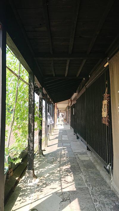 高田の雁木