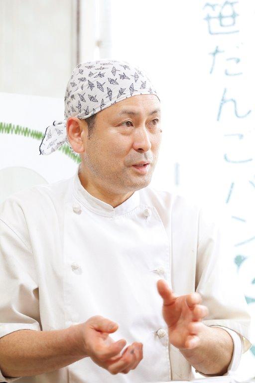 代表取締役 小竹孝雄